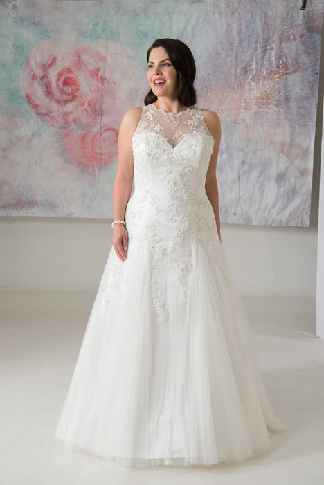 Tiffany Wedding                                          dress by Callista
