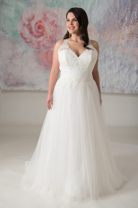 Vail Wedding                                          dress by Callista