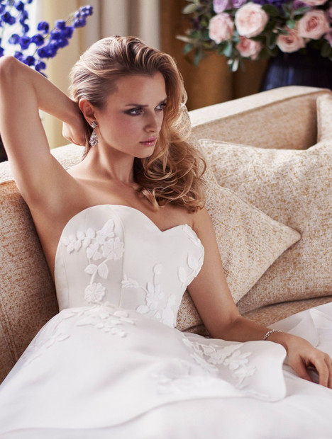 Eternal Love gown from the 2018 Caroline Castigliano collection, as seen on dressfinder.ca