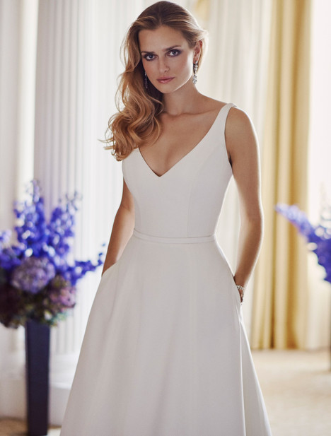 Lyla Wedding                                          dress by Caroline Castigliano
