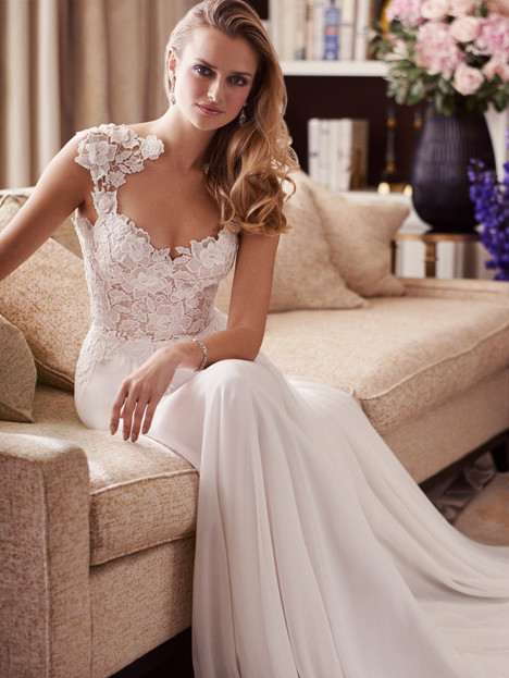 Morning Wedding                                          dress by Caroline Castigliano