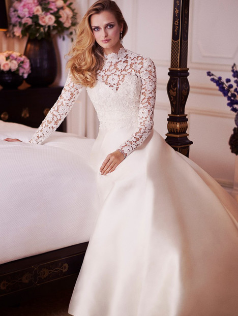 Tranquility Wedding                                          dress by Caroline Castigliano