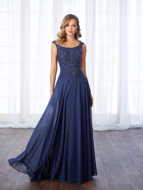 217635 (blue) Mother of the Bride                              dress by Cameron Blake