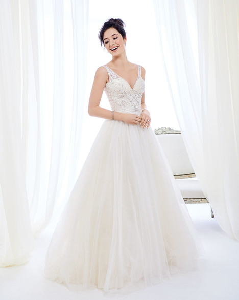 BE389 Wedding                                          dress by Ella Rosa