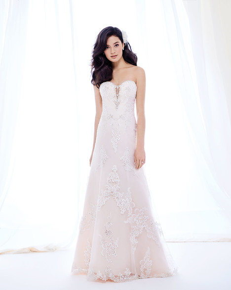 BE391 Wedding                                          dress by Ella Rosa