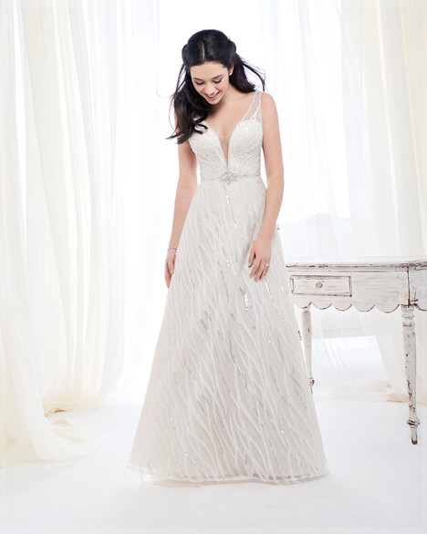 BE394 Wedding                                          dress by Ella Rosa