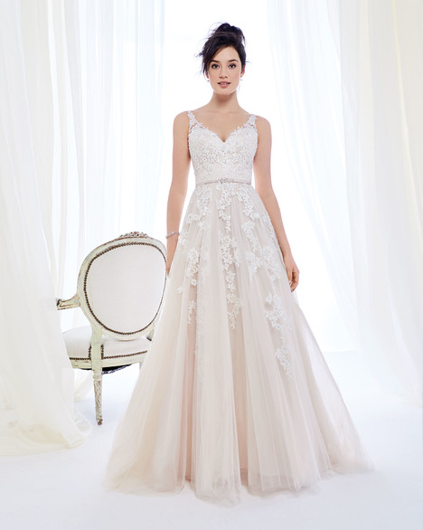 BE395 Wedding                                          dress by Ella Rosa