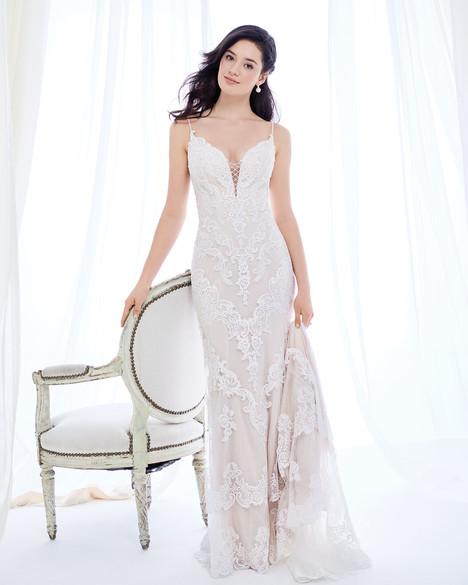 BE397 Wedding                                          dress by Ella Rosa