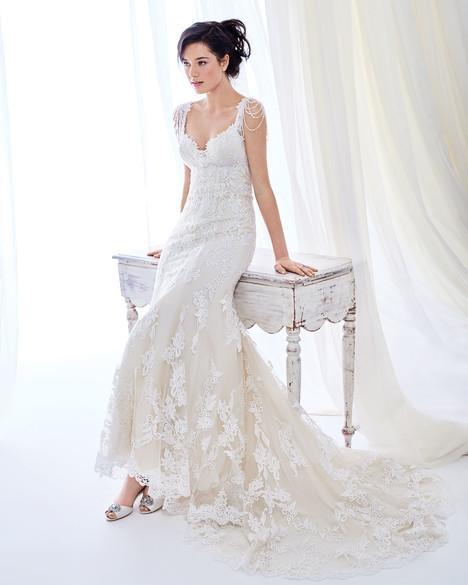 BE399 Wedding                                          dress by Ella Rosa
