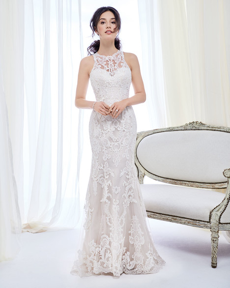 BE402 Wedding dress by Ella Rosa