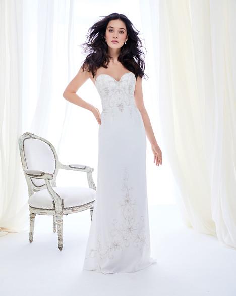 BE405 Wedding                                          dress by Ella Rosa