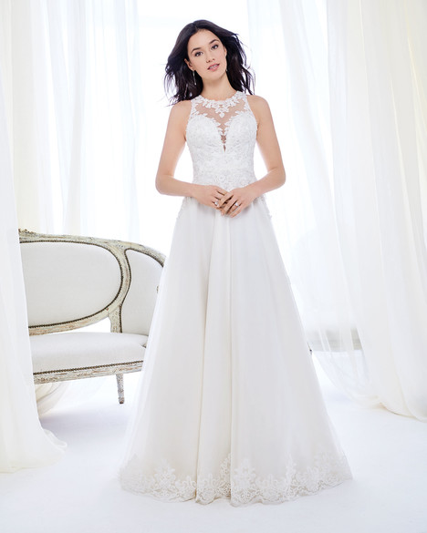 BE408 Wedding                                          dress by Ella Rosa