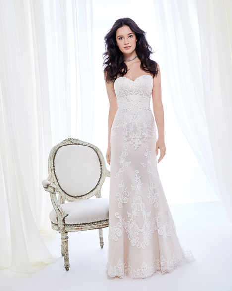 BE413 Wedding                                          dress by Ella Rosa
