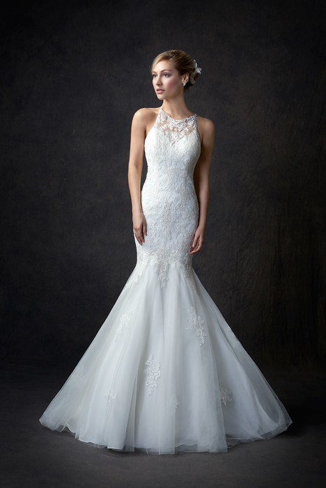 GA2295 Wedding                                          dress by Ella Rosa: Gallery