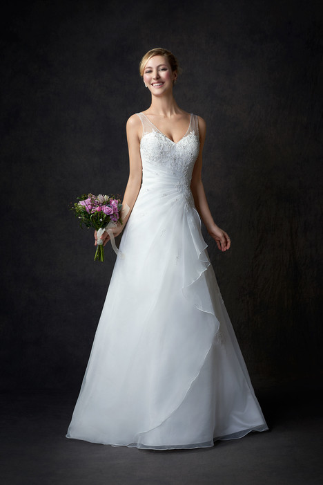 GA2297 Wedding                                          dress by Ella Rosa: Gallery