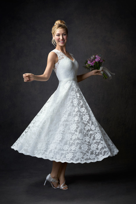 GA2300 Wedding                                          dress by Ella Rosa: Gallery