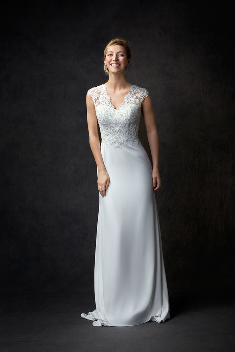 GA2302 Wedding                                          dress by Ella Rosa: Gallery