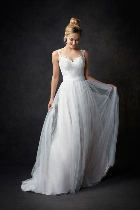GA2304 Wedding                                          dress by Ella Rosa: Gallery