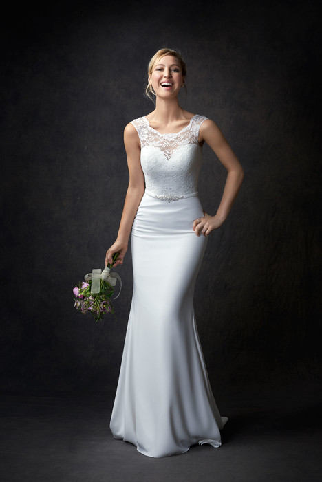 GA2305 Wedding                                          dress by Ella Rosa: Gallery