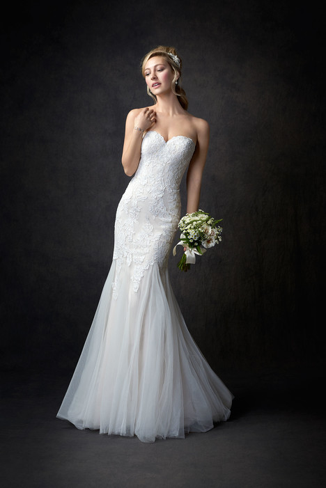 GA2307 Wedding                                          dress by Ella Rosa: Gallery