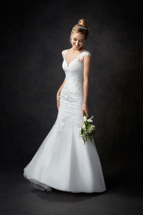 GA2308 Wedding                                          dress by Ella Rosa: Gallery