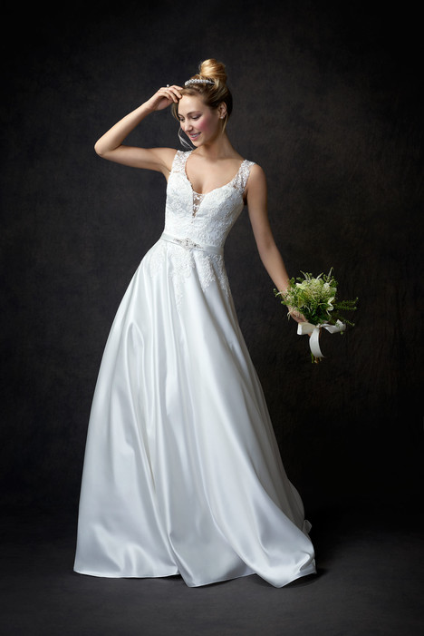 GA2309 Wedding                                          dress by Ella Rosa: Gallery