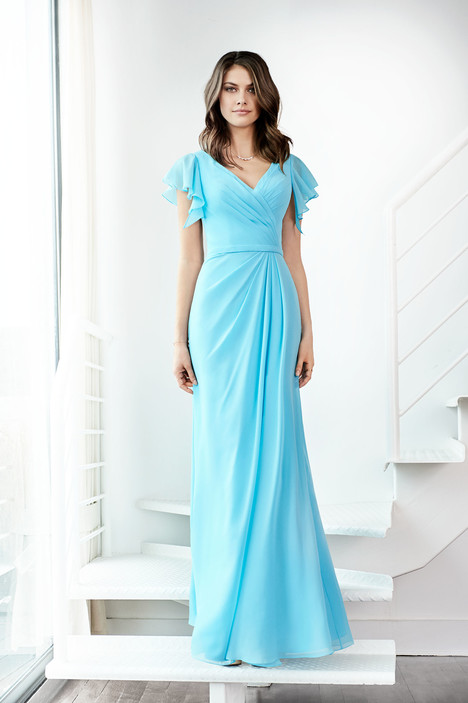 5298L Bridesmaids dress by Colour by Kenneth Winston