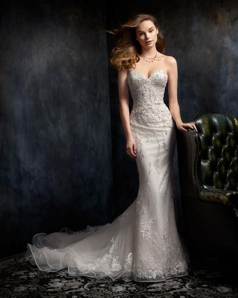 1735 Wedding                                          dress by Kenneth Winston