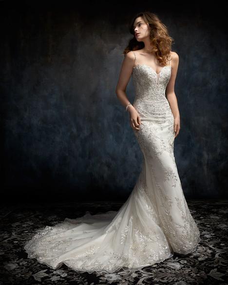 1736 Wedding                                          dress by Kenneth Winston