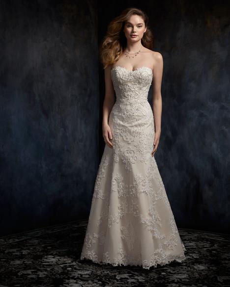 1740 Wedding                                          dress by Kenneth Winston