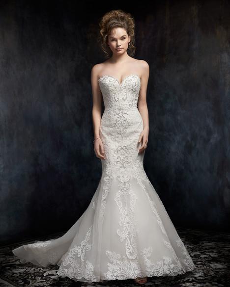 1742 Wedding                                          dress by Kenneth Winston