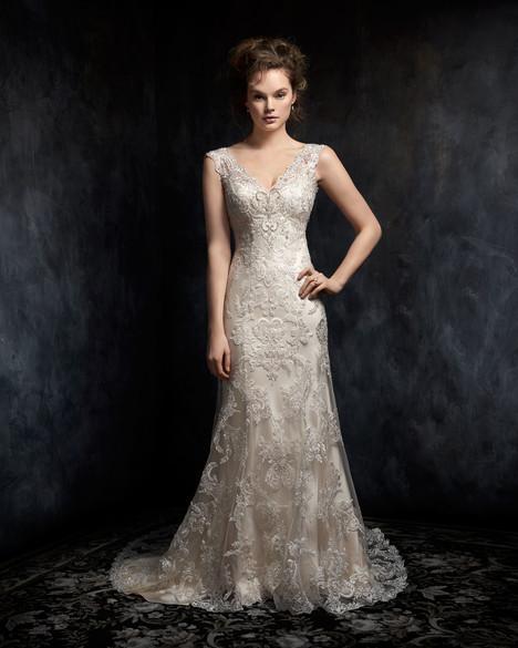 1743 Wedding                                          dress by Kenneth Winston