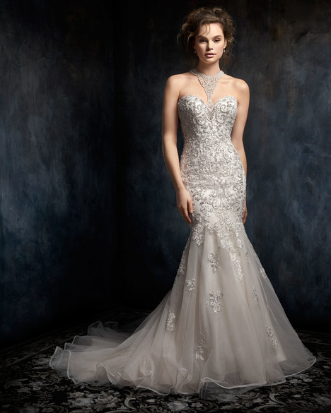 1744 gown from the 2017 Kenneth Winston collection, as seen on dressfinder.ca