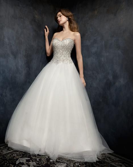1752 Wedding                                          dress by Kenneth Winston