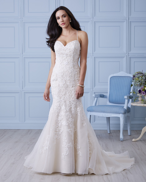 7403 Wedding                                          dress by Romantic Bridals