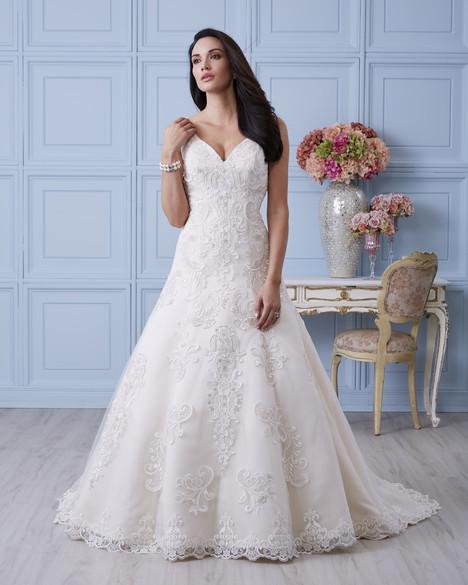 4403 Wedding                                          dress by Romantic Bridals : Hearts Desire
