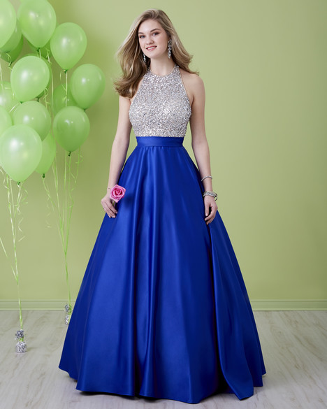 9307 Prom                                             dress by Romantic Bridals : Ignite Prom
