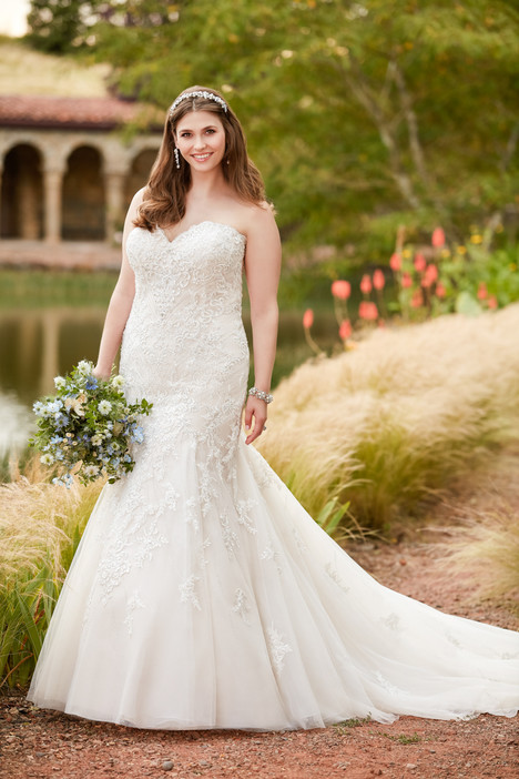 D2308-A1 gown from the 2017 Essense of Australia collection, as seen on dressfinder.ca