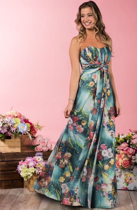 TB-123 Bridesmaids                                      dress by Bridalane : Tutto Bene