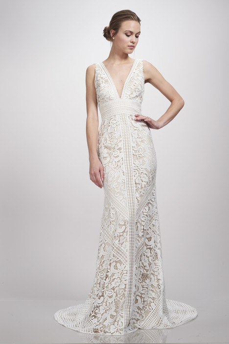 890474 Wedding                                          dress by Theia White Collection