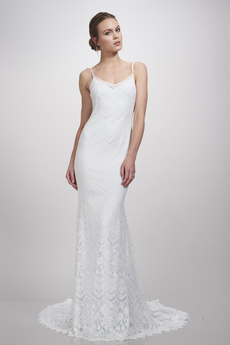 890494 (blue) Wedding                                          dress by Theia White Collection