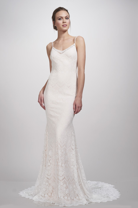 890494 (blush) Wedding                                          dress by Theia White Collection