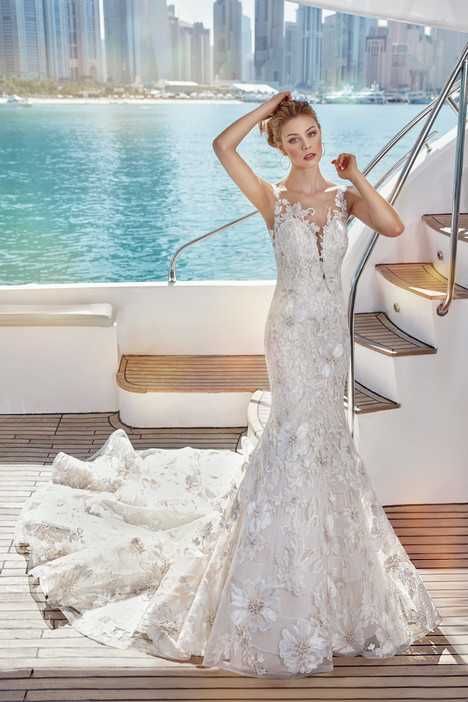 SKY115 Wedding                                          dress by Eddy K Sky