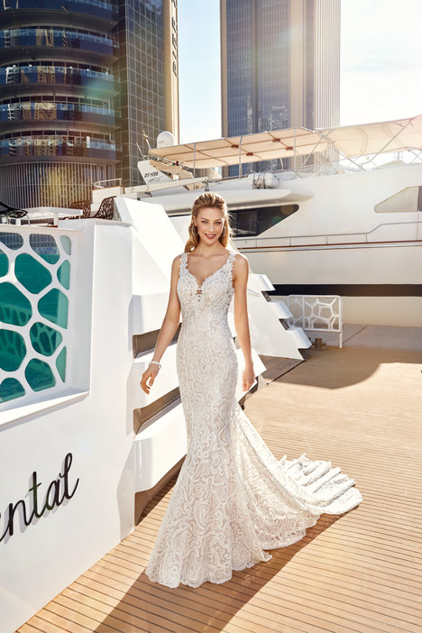 SKY116 Wedding                                          dress by Eddy K Sky