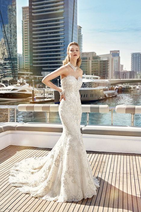 SKY117 Wedding                                          dress by Eddy K Sky