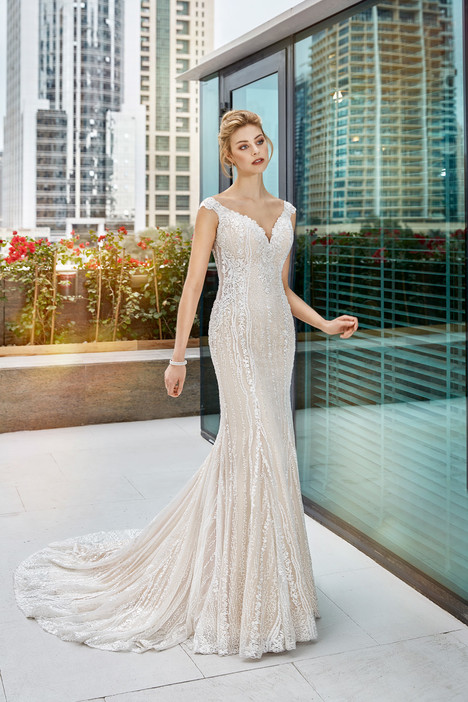 SKY122 gown from the 2018 Eddy K Sky collection, as seen on dressfinder.ca