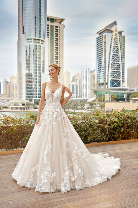 SKY123 Wedding dress by Eddy K Sky