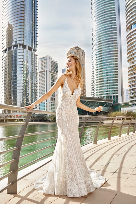 SKY124 Wedding dress by Eddy K Sky