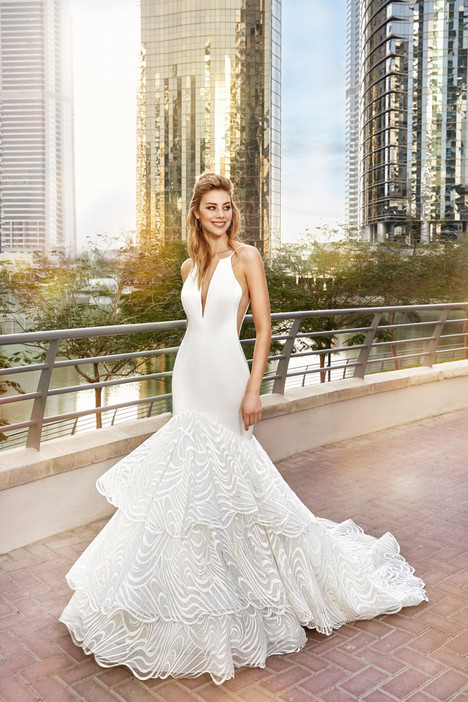 SKY125 Wedding                                          dress by Eddy K : Sky