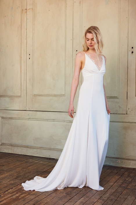 Albany Wedding                                          dress by Christos